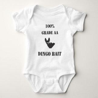 Body Para Bebê Isca 100% do Dingo