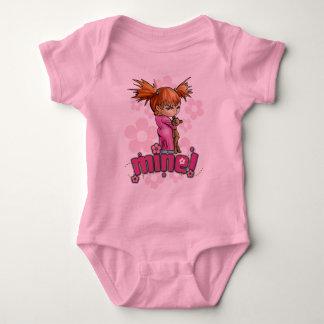 Body Para Bebê Mina!
