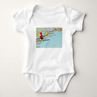 Body Para Bebê Monaco, Monte - Carlo