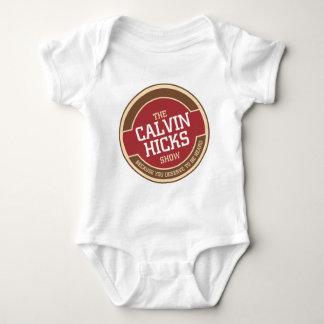 Body Para Bebê Mostra dos aldeões de Calvin