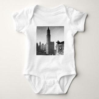 Body Para Bebê Nova Iorque do Lower Manhattan da construção de