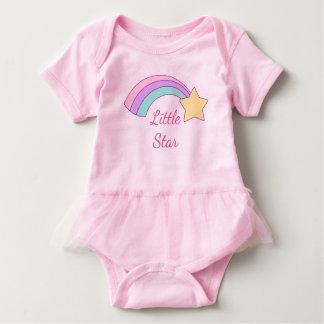 Body Para Bebê Pouca estrela