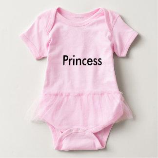 Body Para Bebê Princesa
