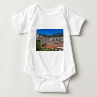 Body Para Bebê Skyline de Monaco