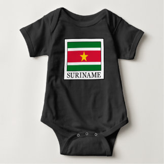 Body Para Bebê Suriname