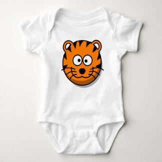 Body Para Bebê Tigre bonito