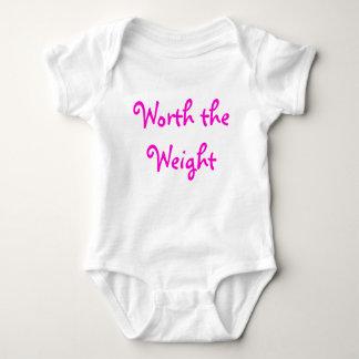 Body Para Bebê Valor o peso