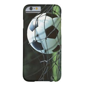Bola de futebol 3 capa barely there para iPhone 6