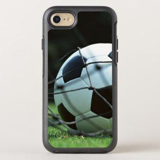Bola de futebol 3 capa para iPhone 7 OtterBox symmetry