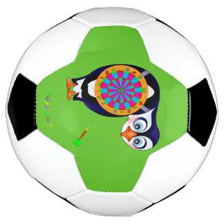 Bola De Futebol Pinguim do dardo pelos Feliz Juul Empresa