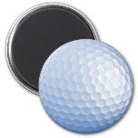 Bola de golfe do ímã | - alguma cor. imas