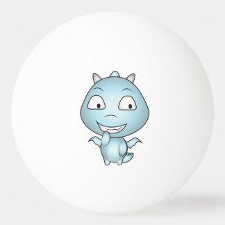 Bola De Ping Pong Desenhos animados criançolas da gárgula, sorriso