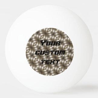 Bola De Ping-pong Metal 0188