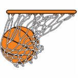 bola do woosh do basquetebol na ilustração líquida escultura fotos