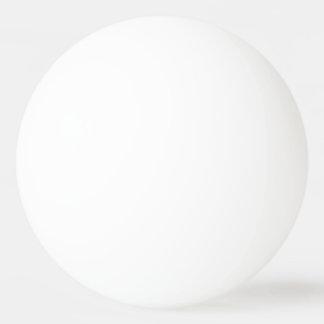 Bola feita sob encomenda de Pong do sibilo - Bola De Ping-pong