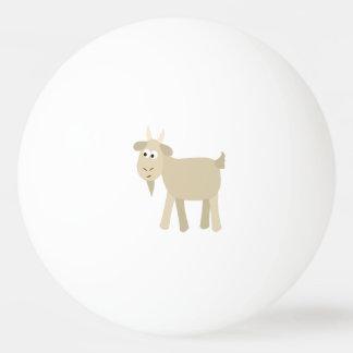 Bola Para Ping-pong Cabra pequena engraçada bonito