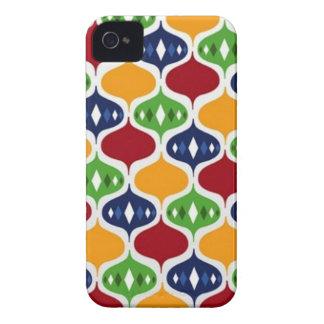 bolas de COM do padrão iPhone 4 Capa