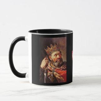 Boleslaw mim caneca de café de Chrobry (Polônia)