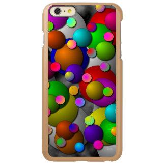 Bolhas Capa Incipio Feather® Shine Para iPhone 6 Plus