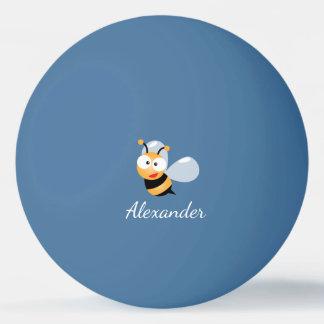 Bolinha De Ping Pong O doce adorável bonito Bumble desenhos animados da