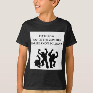 Bolonha de Líbano T-shirt
