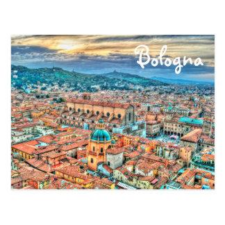 Bolonha, Italia (ii) Cartão Postal