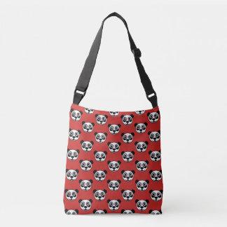 Bolsa Ajustável Cara TP vermelho da panda