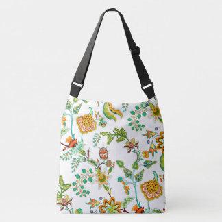 Bolsa Ajustável Chintz floral - fundo branco