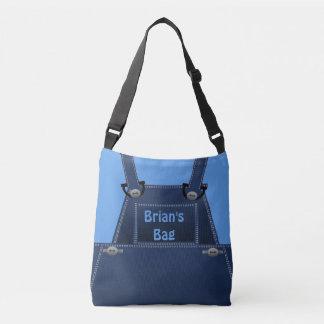 Bolsa Ajustável Costume azul popular CBB dos macacões de Counrty