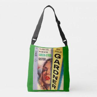 Bolsa Ajustável Exemplo do pedreiro de Perry da irmã Verde-Eyed