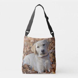 Bolsa Ajustável Filhote de cachorro amarelo de labrador retriever