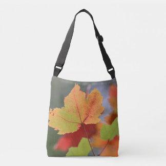 Bolsa Ajustável Folha de bordo do outono