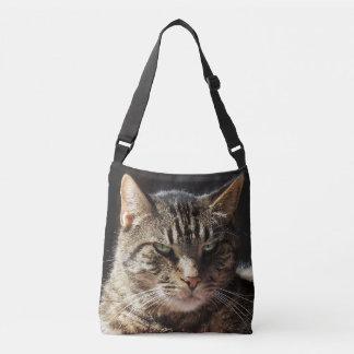 Bolsa Ajustável Gato de gato malhado Grouchy