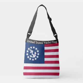 Bolsa Ajustável Saco da bandeira, bandeira do iate dos Estados