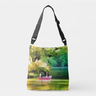 Bolsa Ajustável Sacola para a vida do lago e do barco