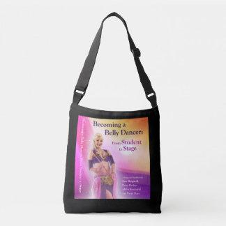 """Bolsa Ajustável """"Transformando-se saco de livro de um dançarino de"""
