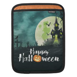 Bolsa De iPad Céu nocturno assombrado assustador o Dia das