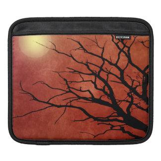 Bolsa De iPad Impressões assustadores do Dia das Bruxas da