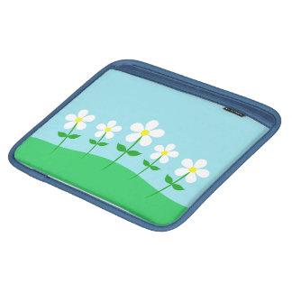 Bolsa De iPad Margaridas felizes do primavera
