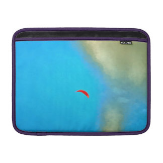 Bolsa De MacBook Parasailig alto no céu