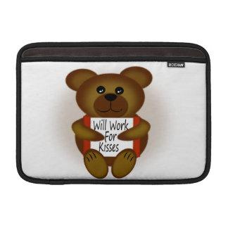 Bolsa De MacBook Sinal do urso
