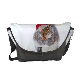 Bolsa Mensageiro Esquilo do feriado