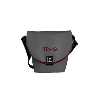 Bolsa Mensageiro Mini saco para Martin