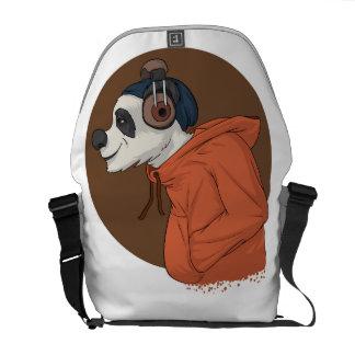 Bolsa Mensageiro O saco da panda