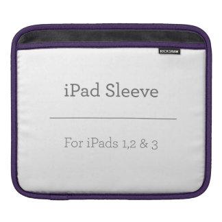 Bolsa Para iPad Luva personalizada do iPad