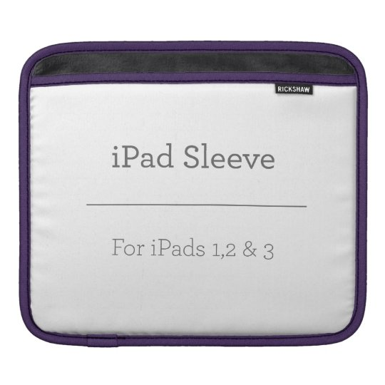 iPad pad Horizontal