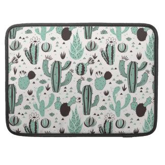 Bolsa Para MacBook Cactos