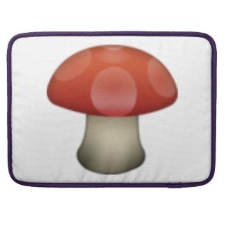 Bolsa Para MacBook Cogumelo - Emoji