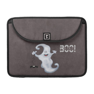 Bolsa Para MacBook Pro Vaia do fantasma do Dia das Bruxas