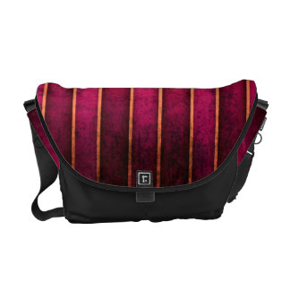 Bolsa quente moderna do bolsa do saco da listra do bolsa mensageiro